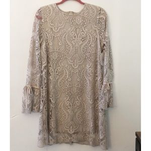ALTAR'D STATE blush dress